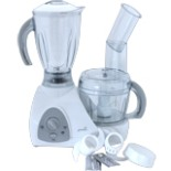 Romix Küchenmaschine 2in1 Standmixer & Multi-Arbeitsbehälter