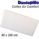 Matratze Dunlopillo Kaltschaum H2 Air Comfort 90 x 200 cm