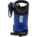 KYNAST Schmutzwasserpumpe Tauchpumpe 750 W Blau