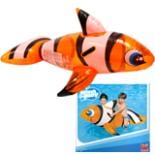 Schwimmtier BESTWAY Clownfisch  Aufblastier Tier 150 cm