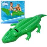 Schwimmtier BESTWAY Krokodil Aufblastier Tier 160 cm