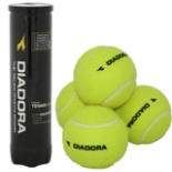 4er PackTennisbälle DIADORA TO196 Tennis Ball Dose