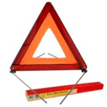 Warndreieck ECE EURO klappbar Notfall Erste Hilfe Auto Panne