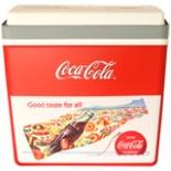 Coca Cola 12 Volt Elektro-Kühlbox 21,7 Liter Auto Kühltasche