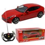 Auto funk-ferngesteuert Ferrari FF rot 1:14 Auto