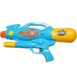 Wasserpistole 47 cm blau Wasser Pump Pistole Gewehr