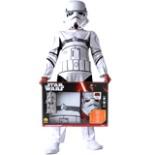 Star Wars Stormtrooper Kinder Karneval Kostüm 7 - 8 Jahre L