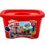 Play BIG BLOXX  Big Bobby Car Spielbox Werkstatt Waschstraße