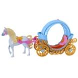 Disney Prinzessin Cinderellas Kutsche verwandelbar