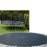 Trampolin Ersatz Sprungtuch Sprungmatte 500 cm 16FT 108 Ösen