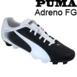 Puma Sport Fußballschuhe Adreno FG Größe 47 schwarz weiss