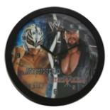 Wanduhr 30 cm World Wrestling Uhr Rey Mysterio Undertaker