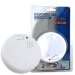Rauchmelder Smoke Alarm Akustik Feuermelder Fotoelektronisch