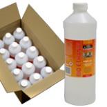 15 x 1 Liter BIO Ethanol 96,6% für Gel Kamin Bioethanol