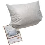 Bett Kopfkissen Feder 80 x 80 cm Federkissen 1200gr. Füllung